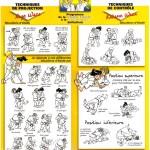 Programme de la ceinture blanche et jaune