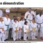 Dauphiné_2013_10_09_Les judokas en démonstration