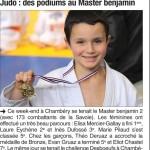 Dauphiné_2013_12_04_Judo des podiums au Master benjamins