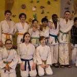 Championnat de Savoie par équipes Minimes Aix les bains 2 févier 2014 (1)