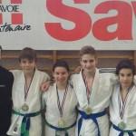 2017 01 29 Championnat départemental la motte Servolex Minimes 8